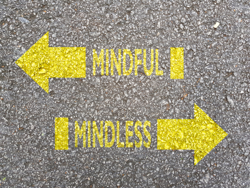 mindful mindless by Celia Ong shutterstock_1166769013