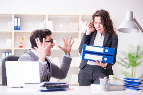 anger at work by Elnur shutterstock_1008549445
